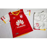 Uniforme Niño Independiente Santafe 2017