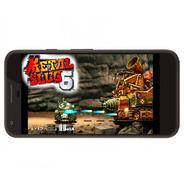29 Juegos King Of Fighters Y Metal Slug Celular Android