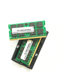 Kit Dual Channel 4 Gb (2x2gb) Ddr2-667 Pc5300 Notebook - 4gb