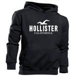 Blusa Moletom Canguru - Hollister - Hco