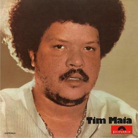 Lp Tim Maia 1971 Polysom 180g