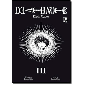 Death Note: Black Edition - Vol.3