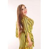 Tunicas Arabes Saidi Color Otra Amarilla Nuevas