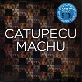 Catupecu Machu - Boxset - 5 Cds Nuevo, Cerrado