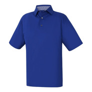 Golf Center Remera Foot Joy Mens  Solid Electric S
