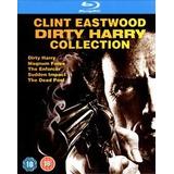 Blu Ray Dirty Harry - Coleção - Box 5 Filmes, Dub/leg, Lacra