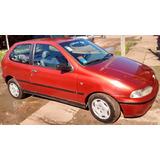 Fiat Palio 1.7 Td Diesel Sedan 98 3 Puertas