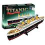 Rompecabezas 3d Titanic Cubicfun, Envio Gratis