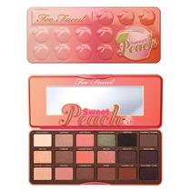 Sombras Too Faced Sweet Peach Con Aroma, Envio Gratis