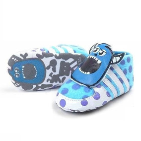 Zapatillas De Bebe adidas Monster Inc No Caminantes - Mod 8