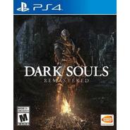 Dark Souls Remastered Ps4 Juego Fisico Sellado Nuevo Envios