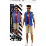 Ken Serie Barbie Fashonistas Original Mattel