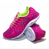 Zapatillas Olympikus Modelo Training Fitness Flix - (2194)