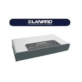 Switch 8 Ptos Base 10/100 Lanpro