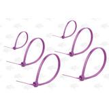 6 Agarradera Corbata Industrial 15 Pulgadas Protección Xtrem