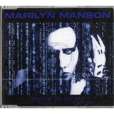 Marilyn Manson Rock Is Dead Single Cd 1 Track + 2 Ocultos