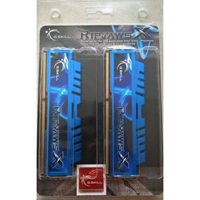 Vendo Memoria Ram G.skill Ripjaws X 8gb Ddr3 1600mhz Cl8.