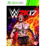 Wwe 2k17 (xbox 360) (importación Del Reino Unido)