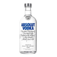 Botella Vodka Absolut 750ml