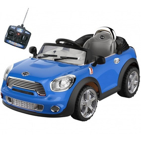 Mini Cooper 2x1 Veículo Infantil Controle Remoto Bel 912400