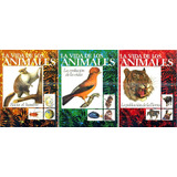 Enciclopedia La Vida Animal Editorial Planeta 3 Tomos Cambio