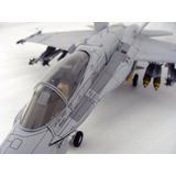 Planos Para Modelismo Avion F/a 18 Hornet Maqueta