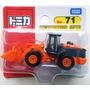 71 Bulldozer Hitachi Construction Machinery Wheel Loader ZW220. Escala 1/110