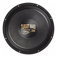 Alto Falante Eros 15p E 3.0 1500 Rms 4 Ohms Target Bass