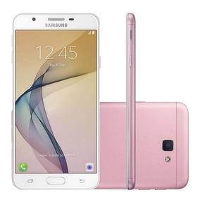 Smartphone Samsung Galaxy J5 Prime Rosa Dual Chip 32gb Tela