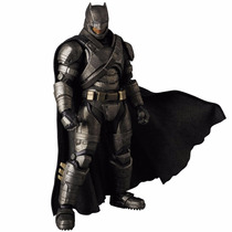 Armored Batman Batman Vs Superman Dawn Of Justice Mafex