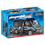 Playmobil 6043 Police Van With Lighths / Sound Bunny Toys
