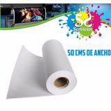 Vinil Textil Con Pega Blanco Negro Plateado 50 Cms Termoflex