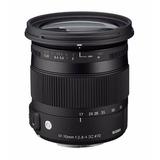 Lente Sigma 17-70mm F/2.8-4 Dc Os Hsm P/ Canon Grtia Factura