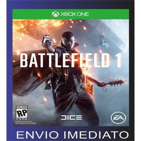 Battlefield 1 Bf1 Xbox One Xone Português - Midia Digital