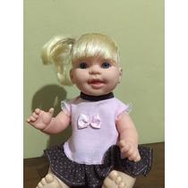 Boneca Loirinha Pequena