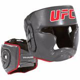 Cabezal Protector Ufc P/kick Boxing Taekwondo Tienda Oficial