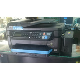 Impresora Epson Wf 2750 Mejor Que L575 Duplex Wifi