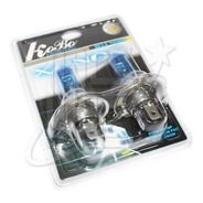Kit X2 Lampara H4 60/55 Pt43  Simil Xenon