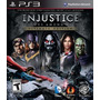 Injustice Ultímate Edition Ps3 Nuevo Sellado En Castellano