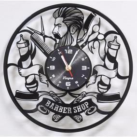c10d66a48b4 Barbearia Barber Shop Modelo 7 - Relógio De Parede Arte