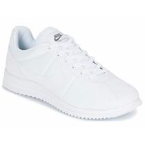 Tênis Nike Cortez Ultra Lowrider All White Chicano Lifestyle