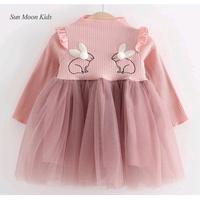 Vestido Infantil De Bebê 9mês De Festa