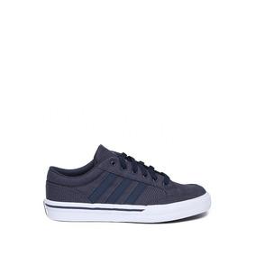 Tenis adidas Gvp Canvas Str - adidas - 774828 - Azul Marino