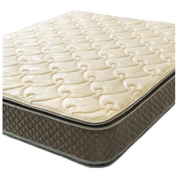 Colchon Cannon Exclusive Pillow 160 X 200 X 29 Cubre Colchon