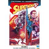 Superwoman 1 Panini Comics Novo Lacrado Renascimento Dc