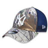 Boné New York Yankees 940 Real Tree Trucker - New Era 0cac63cc511