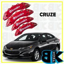 Capa Pinça De Freio 4pcs Chevrolet Cruze 2017