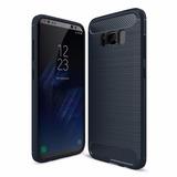 Forro Samsung Galaxy S8 Plus - Absorption Darkblue