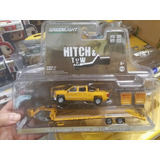 Greenlight Hitch & Tow 2015 Chevy Silverado Cuello De Ganso