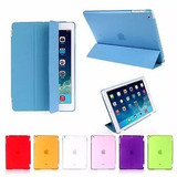 Funda Tipo Smart Case Para Ipad 2 3 4 Air 2 Pro 9.7 New Ipad